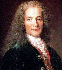 Voltaire al 1718, de Nicolas de Largillière